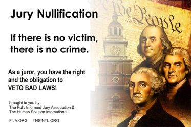 nullification front